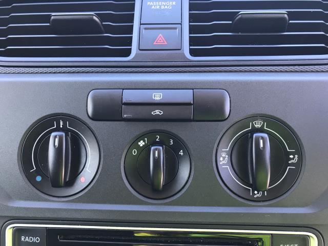 2017 Volkswagen Caddy  2.0 102PS BLUEMOTION TECH 102 STARTLINE EURO 6 (GJ67FNP) Image 20