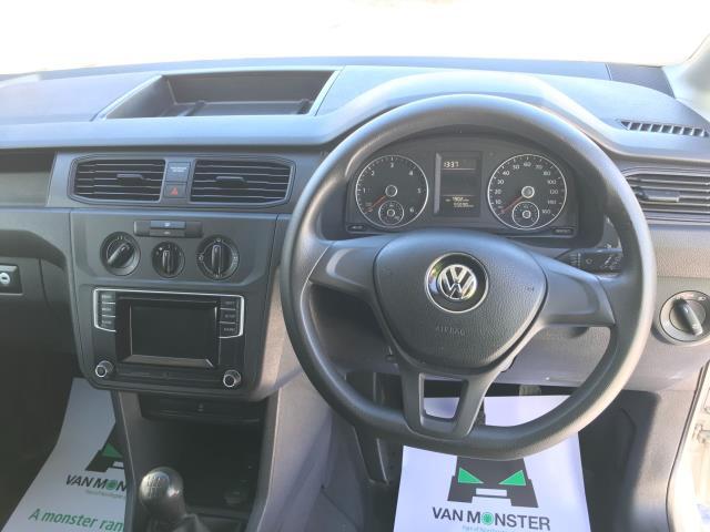 2017 Volkswagen Caddy  2.0 102PS BLUEMOTION TECH 102 STARTLINE EURO 6 (GJ67FNP) Image 17