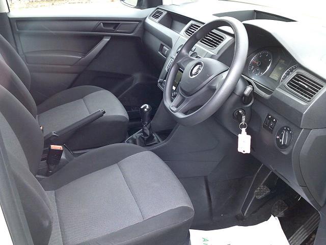 2017 Volkswagen Caddy 2.0 Tdi Bluemotion Tech 102Ps Startline Van (GJ67FNU) Image 2