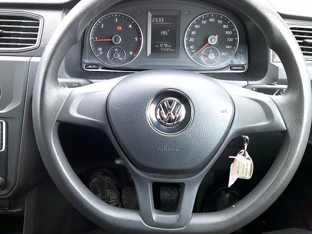 2017 Volkswagen Caddy 2.0 Tdi Bluemotion Tech 102Ps Startline Van (GJ67FNU) Image 5