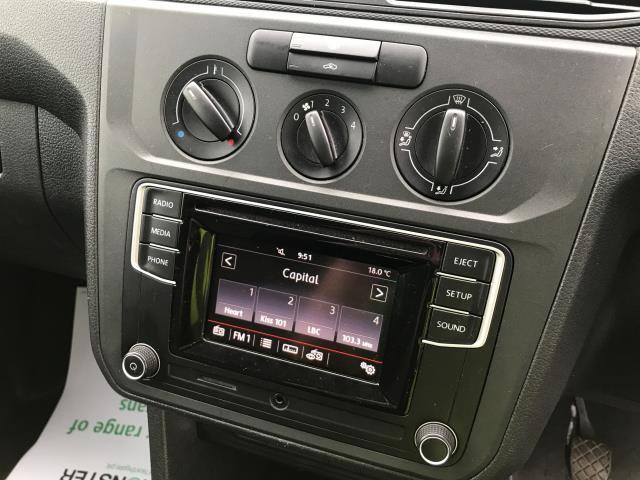 2017 Volkswagen Caddy 2.0TDI BLUEMOTION TECH 102PS STARTLINE EURO 6 (GJ67FNY) Image 10