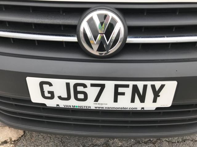 2017 Volkswagen Caddy 2.0TDI BLUEMOTION TECH 102PS STARTLINE EURO 6 (GJ67FNY) Image 30