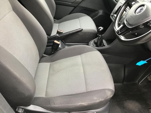 2017 Volkswagen Caddy 2.0TDI BLUEMOTION TECH 102PS STARTLINE EURO 6 (GJ67FNY) Image 9