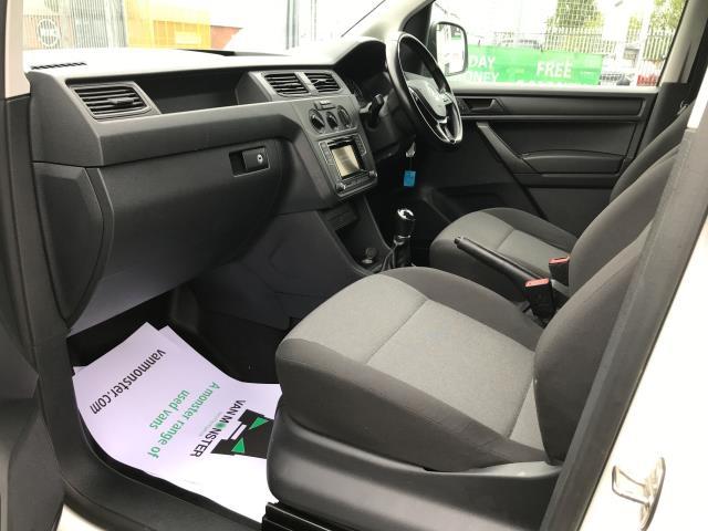 2017 Volkswagen Caddy 2.0TDI BLUEMOTION TECH 102PS STARTLINE EURO 6 (GJ67FNY) Image 19