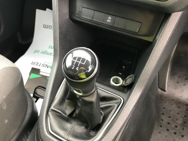 2017 Volkswagen Caddy 2.0TDI BLUEMOTION TECH 102PS STARTLINE EURO 6 (GJ67FNY) Image 11