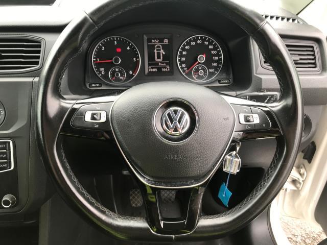 2017 Volkswagen Caddy 2.0TDI BLUEMOTION TECH 102PS STARTLINE EURO 6 (GJ67FNY) Image 12
