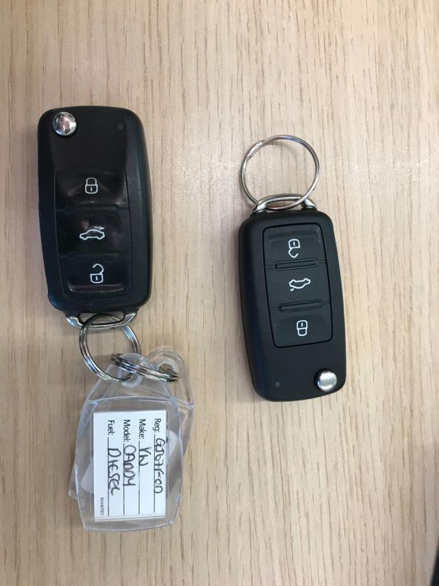 2017 Volkswagen Caddy  2.0 102PS BLUEMOTION TECH 102 STARTLINE EURO 6 (GJ67FOD) Image 27