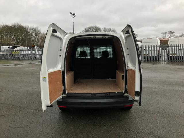 2017 Volkswagen Caddy  2.0 102PS BLUEMOTION TECH 102 STARTLINE EURO 6 (GJ67FOD) Image 8