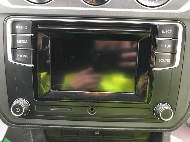2017 Volkswagen Caddy  2.0 102PS BLUEMOTION TECH 102 STARTLINE EURO 6 (GJ67FOD) Image 20