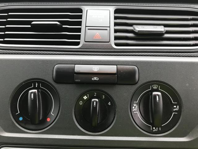 2017 Volkswagen Caddy  2.0 102PS BLUEMOTION TECH 102 STARTLINE EURO 6 (GJ67FOD) Image 21