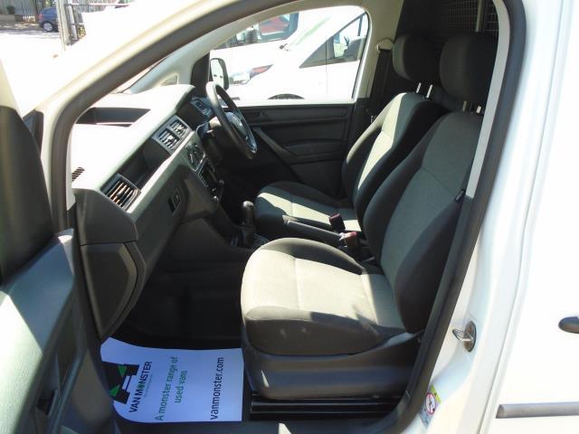 2017 Volkswagen Caddy 2.0 Tdi Bluemotion Tech 102Ps Startline Van (GJ67FOF) Image 13