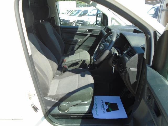 2017 Volkswagen Caddy 2.0 Tdi Bluemotion Tech 102Ps Startline Van (GJ67FOF) Image 14