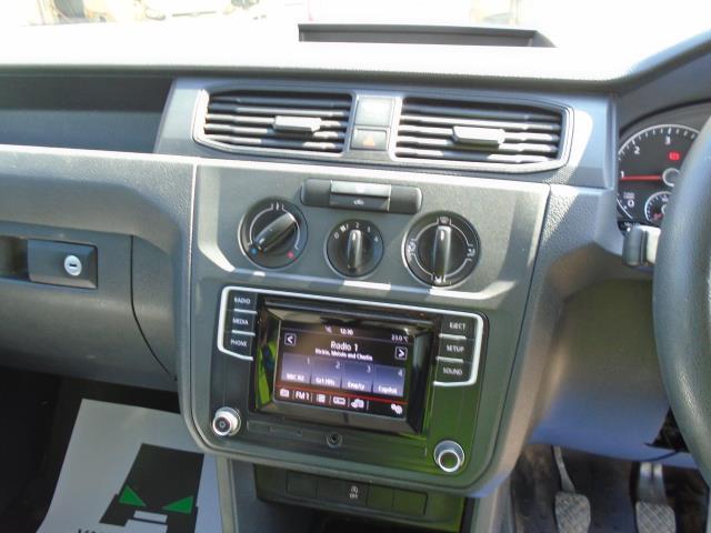 2017 Volkswagen Caddy 2.0 Tdi Bluemotion Tech 102Ps Startline Van (GJ67FOF) Image 15