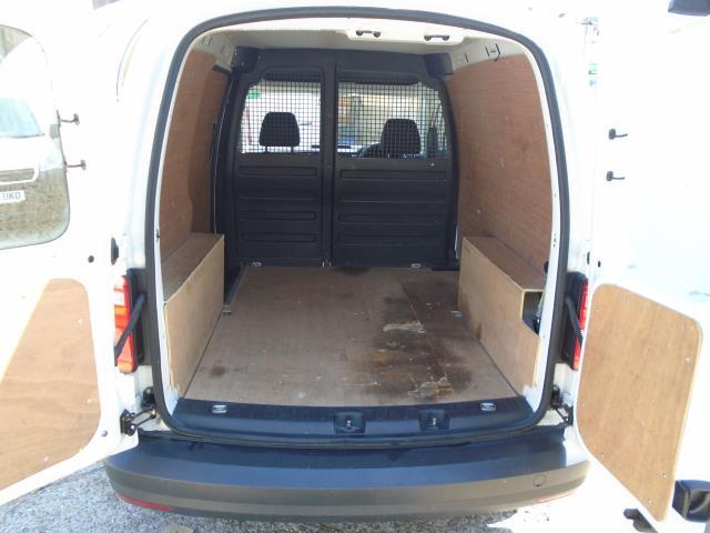 2017 Volkswagen Caddy 2.0 Tdi Bluemotion Tech 102Ps Startline Van (GJ67FOF) Image 11
