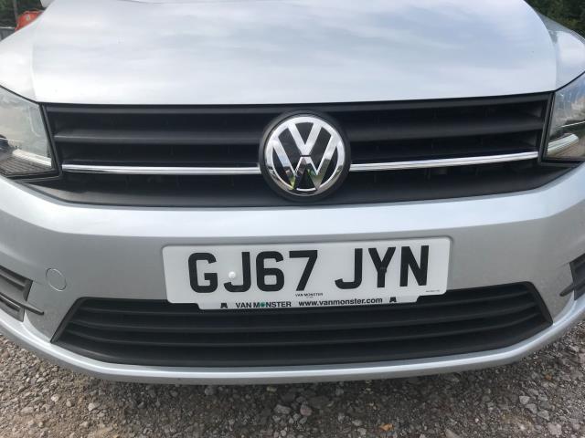 2017 Volkswagen Caddy 2.0 Tdi Bluemotion Tech 102Ps Highline Van Euro 6 (GJ67JYN) Image 44