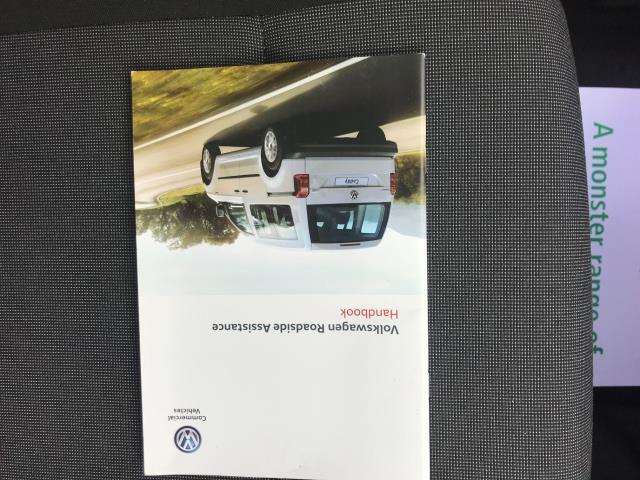 2017 Volkswagen Caddy 2.0 Tdi Bluemotion Tech 102Ps Highline Van Euro 6 (GJ67JYN) Image 55