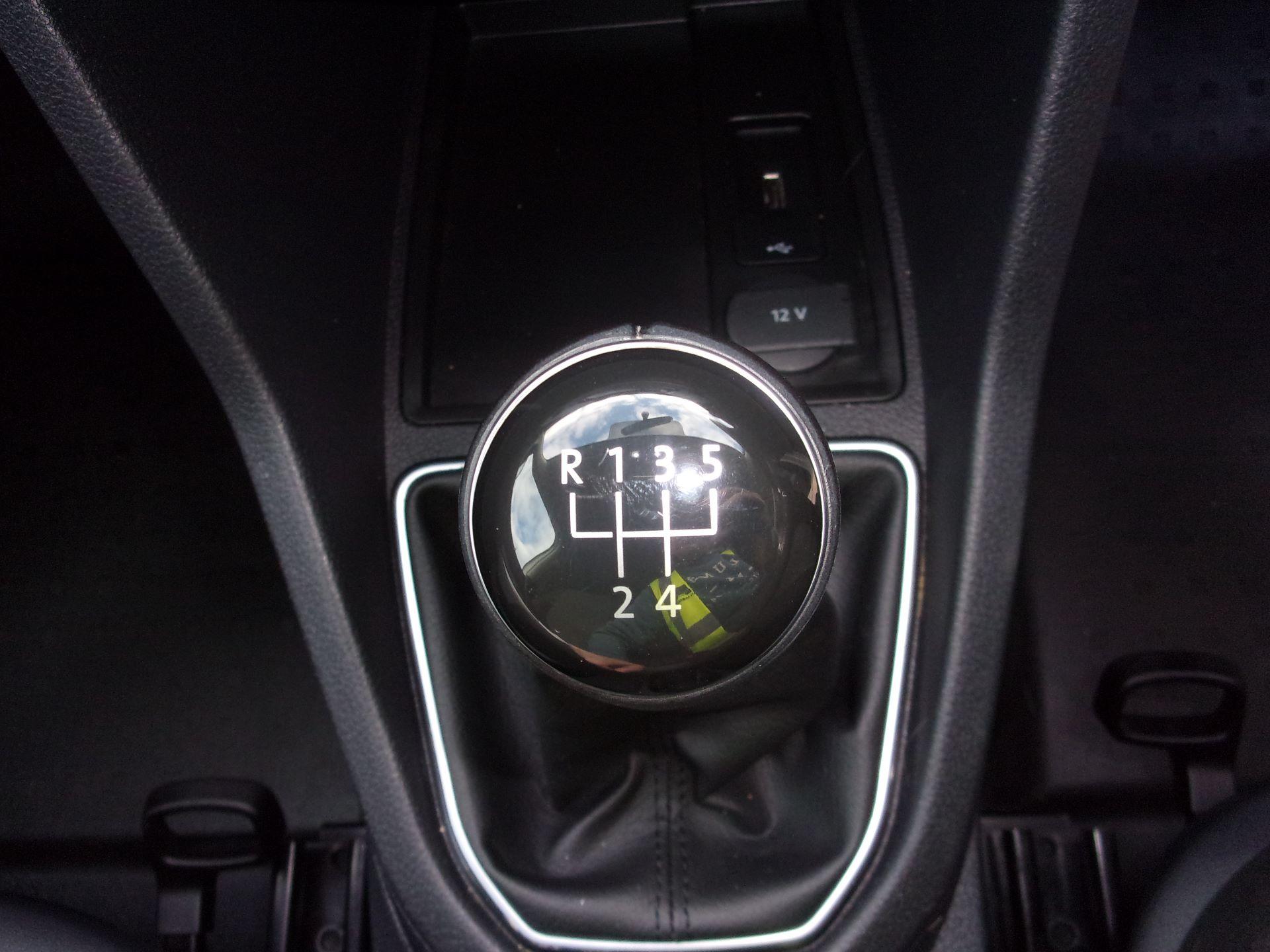 2017 Volkswagen Caddy 2.0 TDI 102PS BMT STARTLINE VAN EURO 6 (GJ67NKK) Image 12