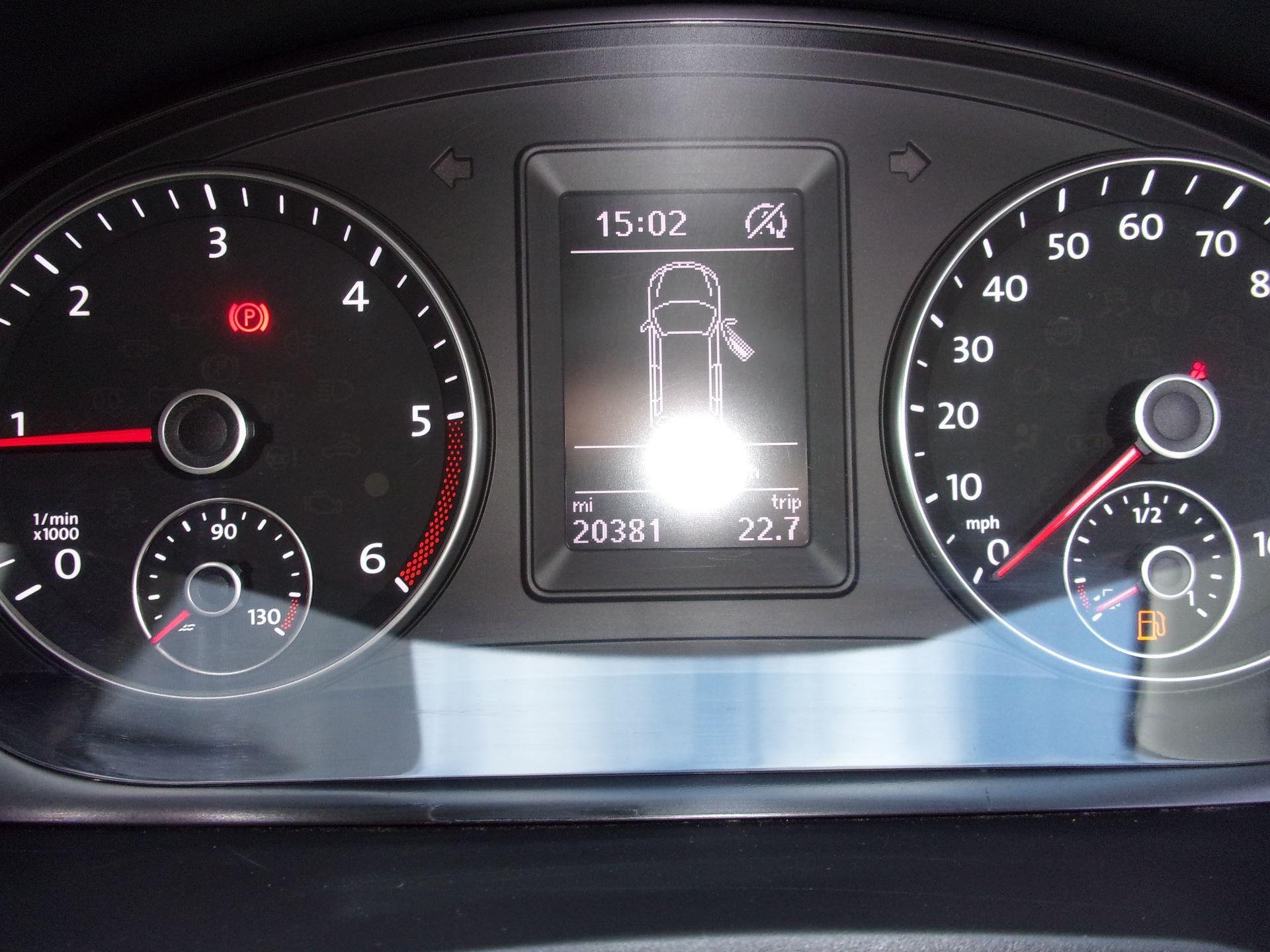 2017 Volkswagen Caddy 2.0 TDI 102PS BMT STARTLINE VAN EURO 6 (GJ67NKK) Image 8