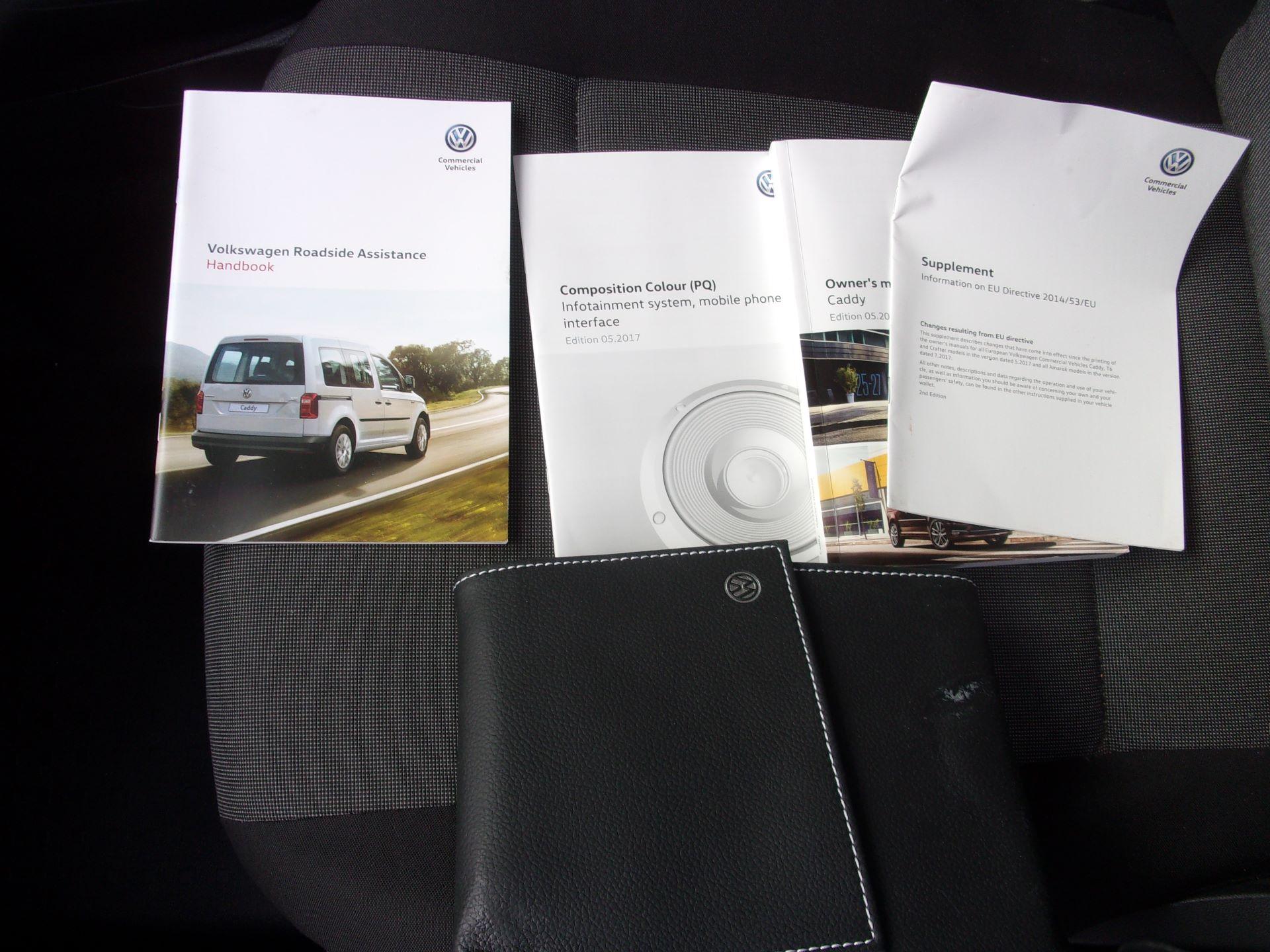 2017 Volkswagen Caddy 2.0 TDI 102PS BMT STARTLINE VAN EURO 6 (GJ67NKK) Image 15