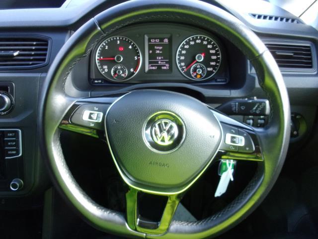 2017 Volkswagen Caddy C20 2.0 TDI 102PS BMT STARTLINE VAN EURO 6 (GJ67NKK) Image 5