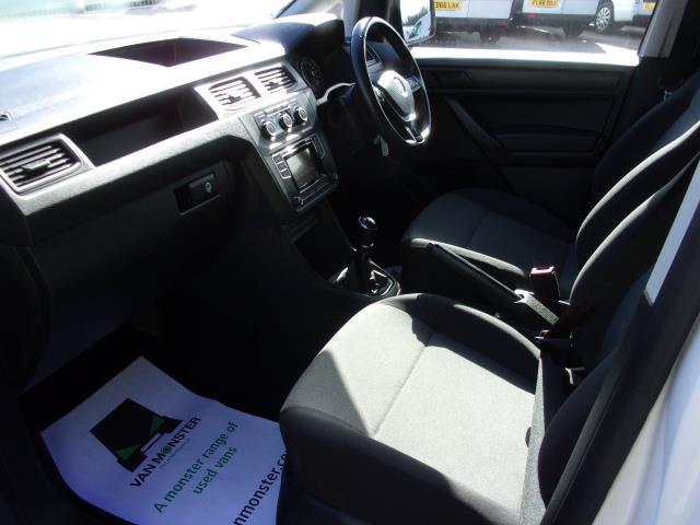 2017 Volkswagen Caddy C20 2.0 TDI 102PS BMT STARTLINE VAN EURO 6 (GJ67NKK) Image 15