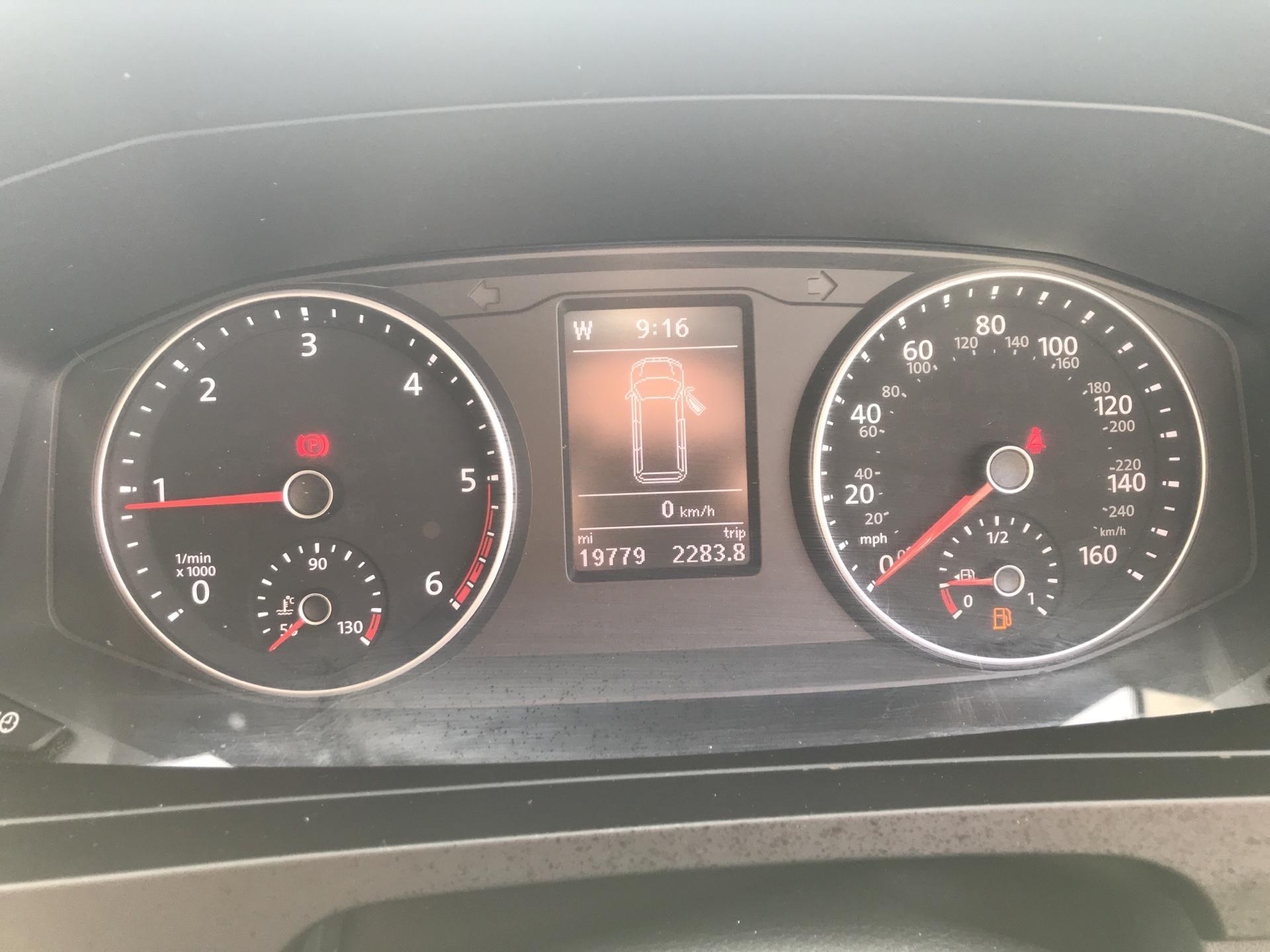 2017 Volkswagen Transporter  T28 SWB DIESEL 2.0 TDI BMT 102 HIGHLINE VAN EURO 6  (GJ67UDG) Image 13