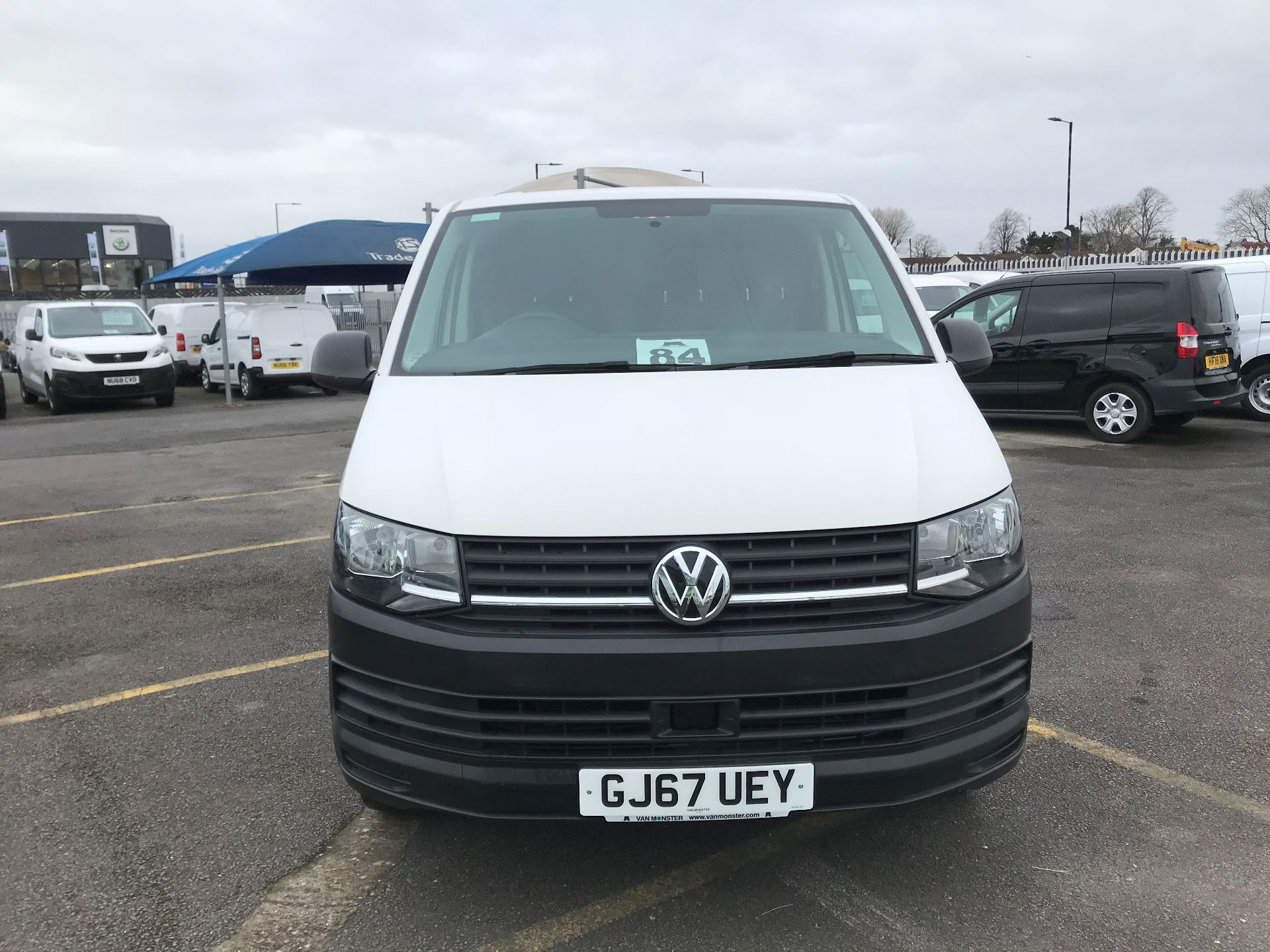 2017 Volkswagen Transporter  2.0  102PS T28 S-LINE TDI BMT EURO 6  (GJ67UEY) Image 3