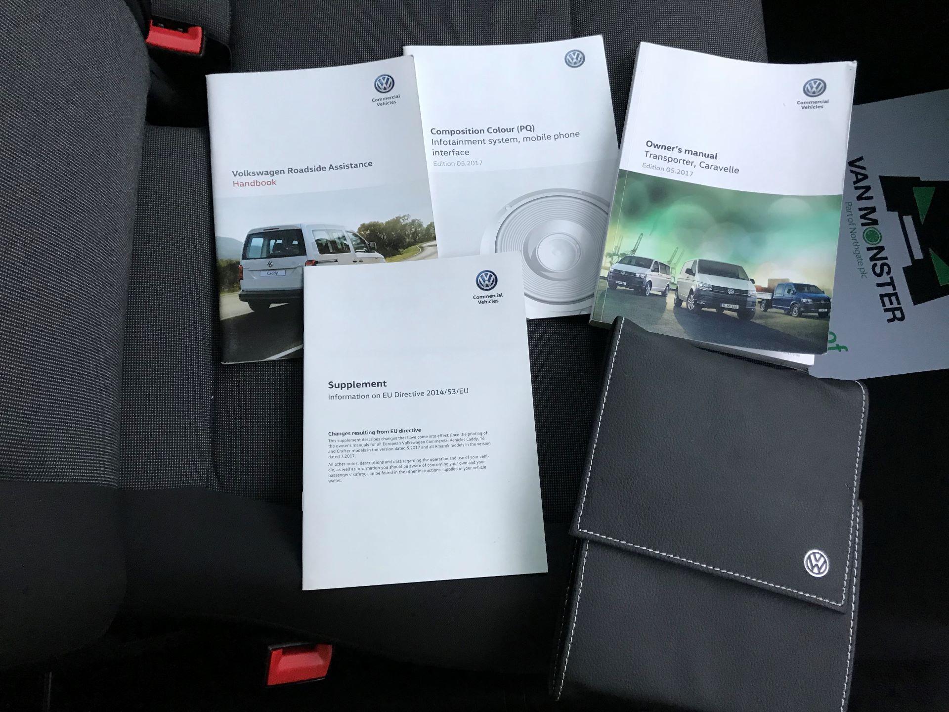 2017 Volkswagen Transporter  2.0  102PS T28 S-LINE TDI BMT EURO 6  (GJ67UFH) Image 26