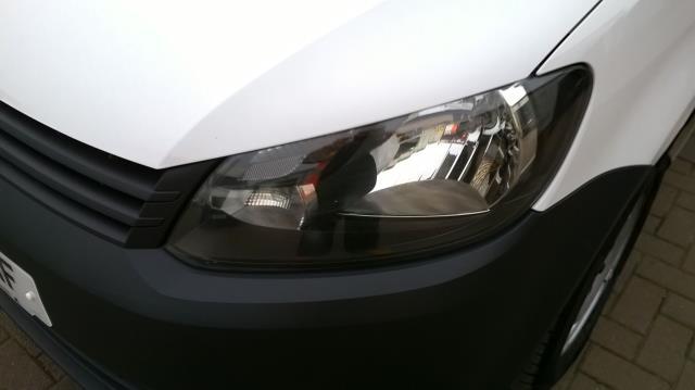 2015 Volkswagen Caddy Maxi 1.6 102PS STARTLINE EURO 5 (GK15NMF) Image 4