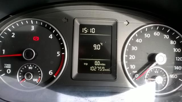 2015 Volkswagen Caddy Maxi 1.6 102PS STARTLINE EURO 5 (GK15NMF) Image 23