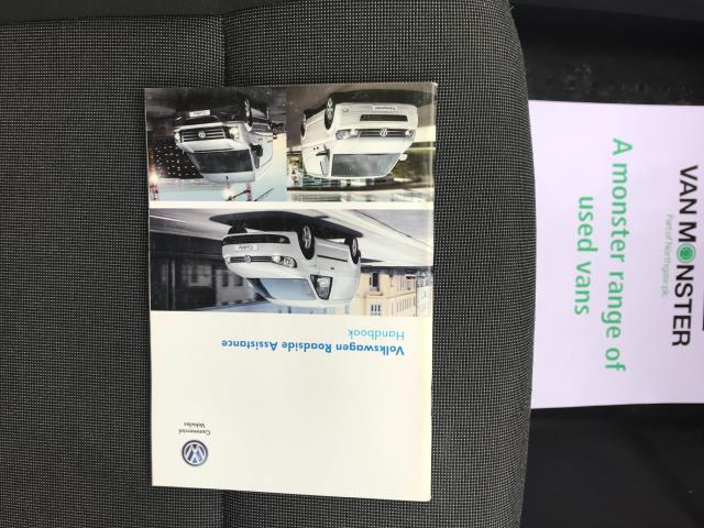 2015 Volkswagen Caddy  1.6 75PS STARTLINE EURO 5 (GK15RZC) Image 38