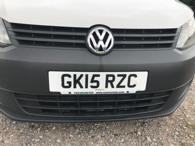 2015 Volkswagen Caddy  1.6 75PS STARTLINE EURO 5 (GK15RZC) Image 31