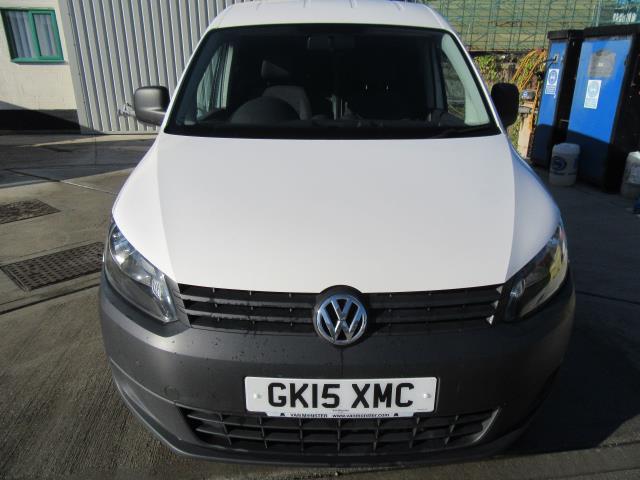 2015 Volkswagen Caddy  1.6 75PS STARTLINE EURO 5 (GK15XMC) Image 30