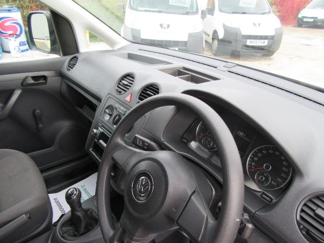 2015 Volkswagen Caddy  1.6 75PS STARTLINE EURO 5 (GK15XMC) Image 14