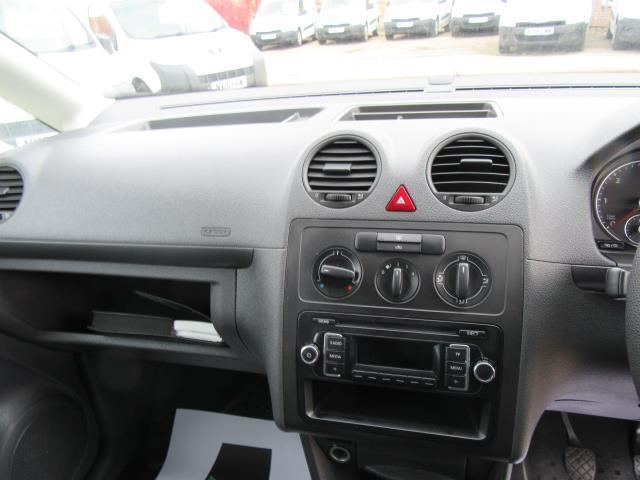 2015 Volkswagen Caddy  1.6 75PS STARTLINE EURO 5 (GK15XMC) Image 17