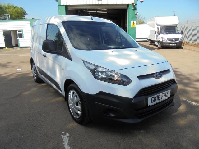 2016 Ford Transit Connect  200 L1 Diesel 1.6 TDCi 75PS Van  EURO 5 (GK16FHZ)