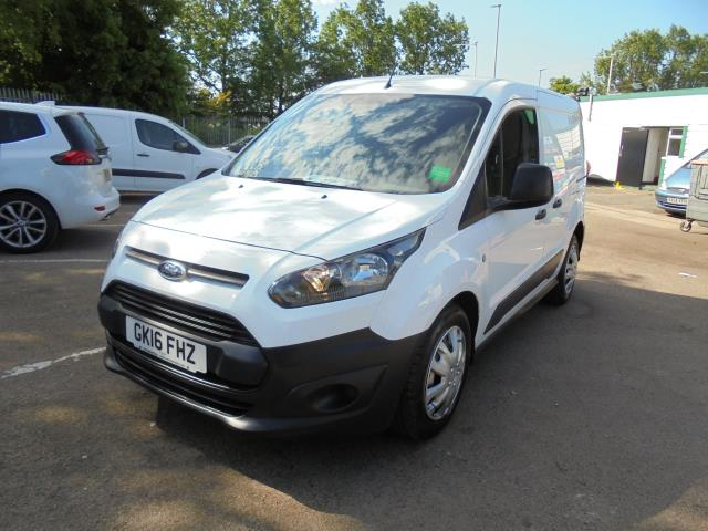 2016 Ford Transit Connect  200 L1 Diesel 1.6 TDCi 75PS Van  EURO 5 (GK16FHZ) Image 19