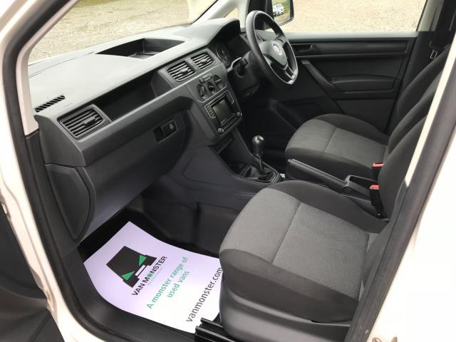 2017 Volkswagen Caddy  2.0 102PS BLUEMOTION TECH 102 STARTLINE EURO 6 (GK17LPL) Image 22