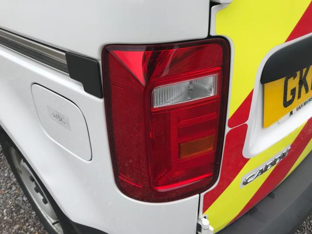 2017 Volkswagen Caddy  2.0 102PS BLUEMOTION TECH 102 STARTLINE EURO 6 (GK17LPL) Image 16