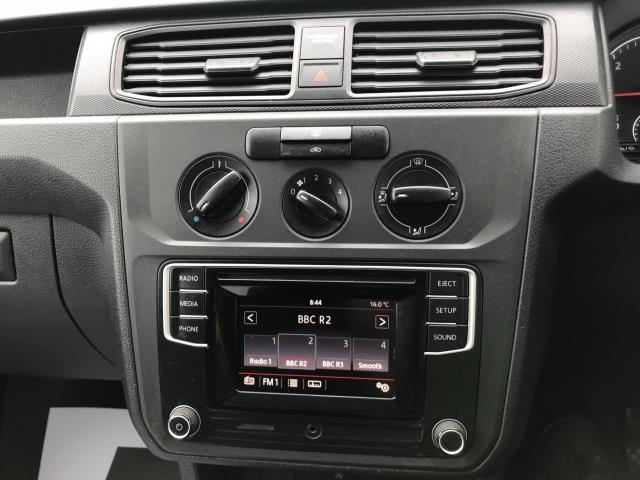 2017 Volkswagen Caddy  2.0 102PS BLUEMOTION TECH 102 STARTLINE EURO 6 (GK17LPL) Image 28