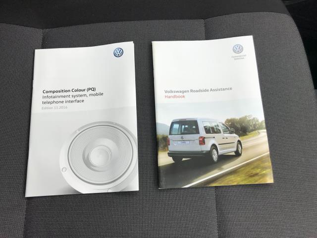 2017 Volkswagen Caddy  2.0 102PS BLUEMOTION TECH 102 STARTLINE EURO 6 (GK17LPL) Image 36