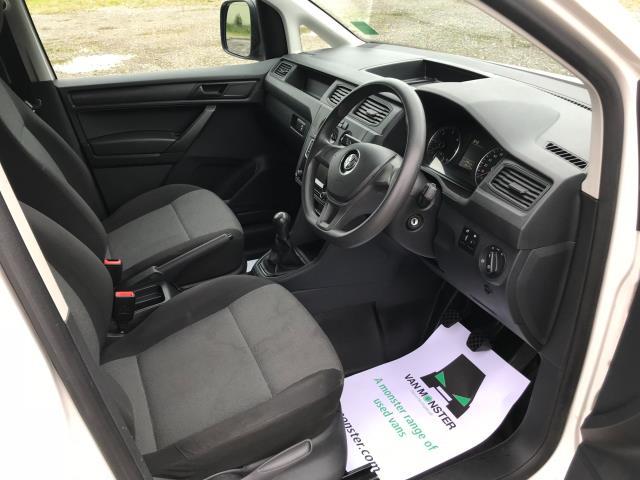 2017 Volkswagen Caddy  2.0 102PS BLUEMOTION TECH 102 STARTLINE EURO 6 (GK17LPL) Image 23