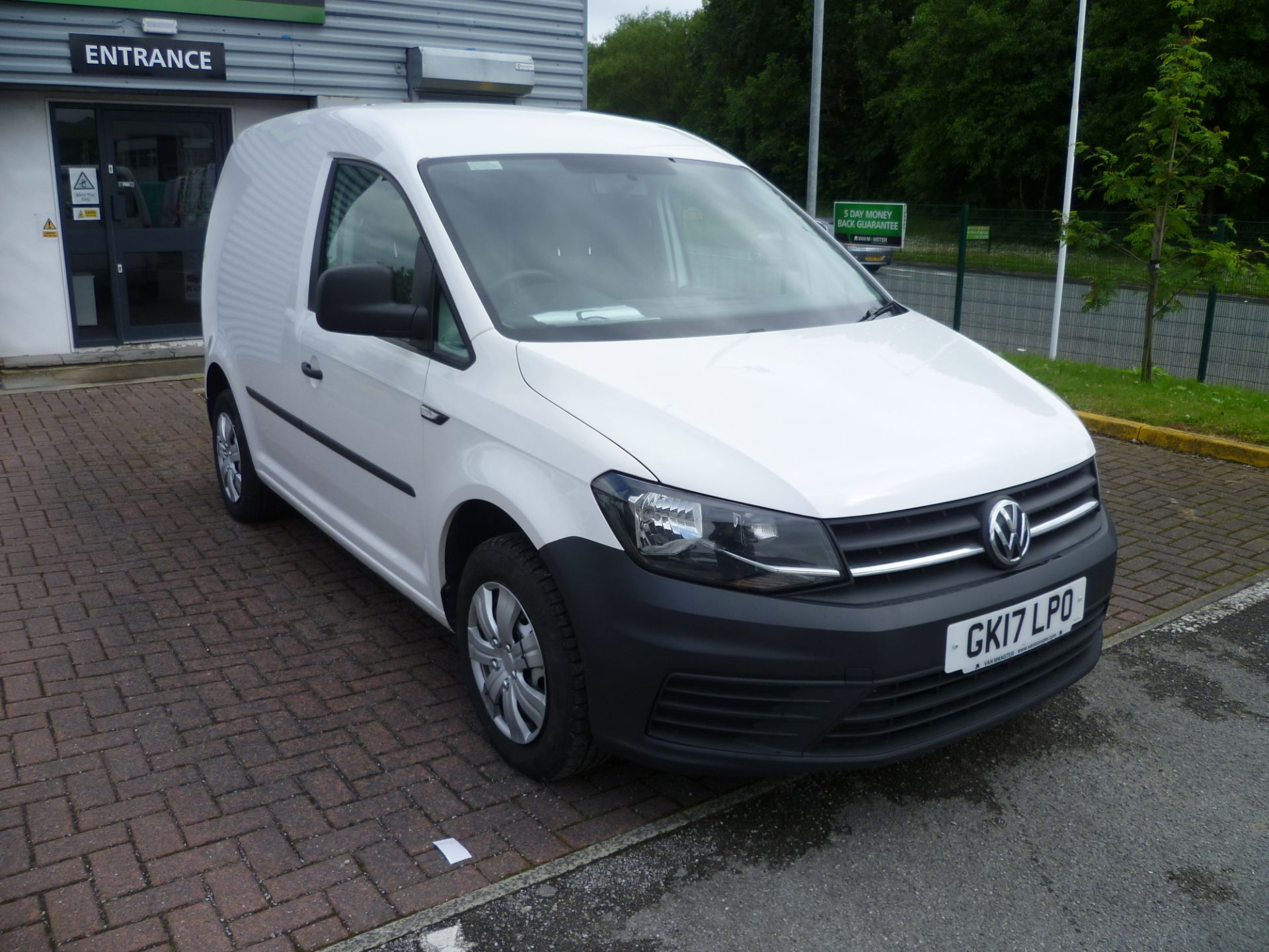 2017 Volkswagen Caddy 2.0 102PS BLUEMOTION TECH 102 STARTLINE EURO 6 (GK17LPO)