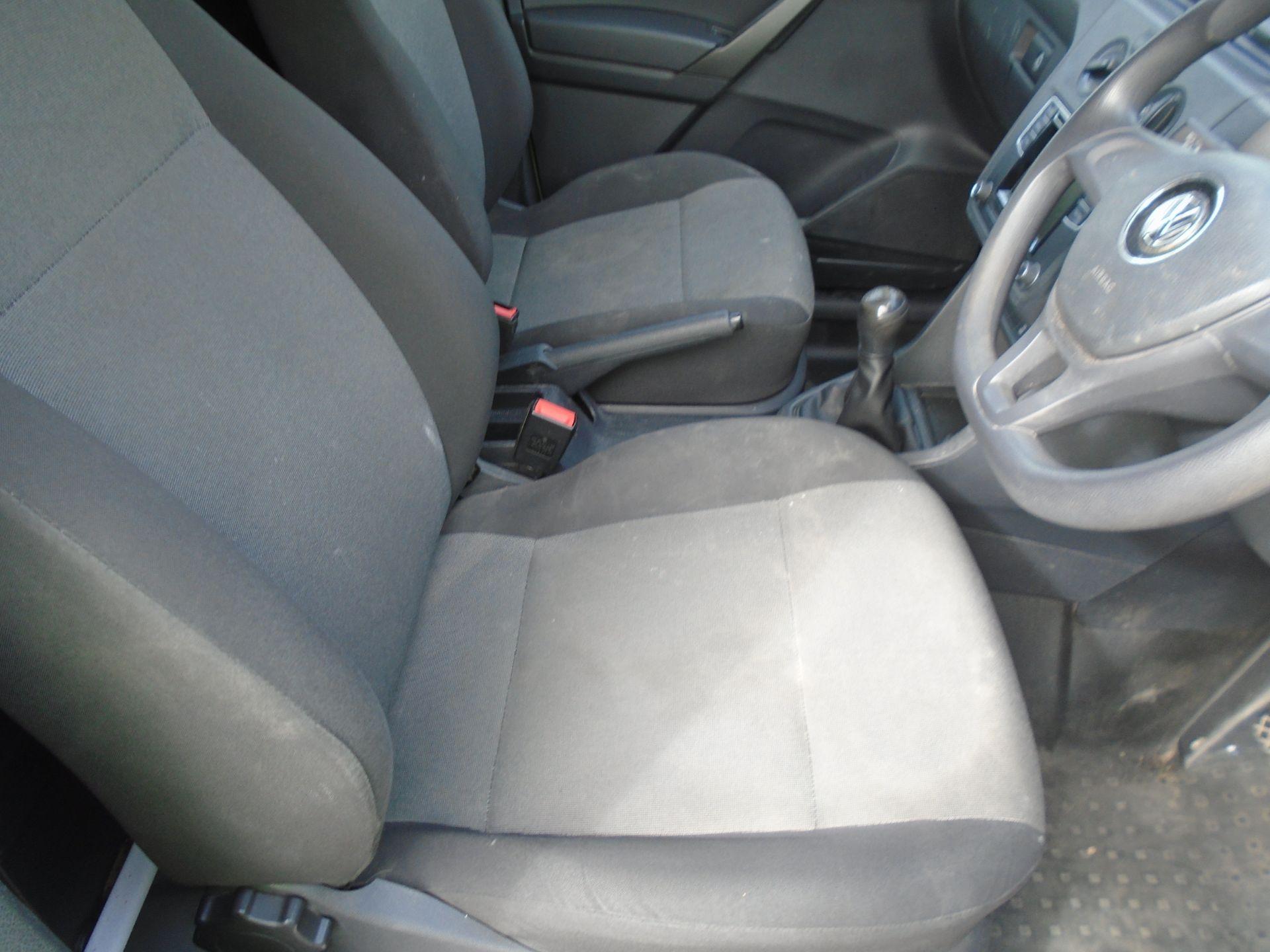 2017 Volkswagen Caddy Maxi 2.0 Tdi Bluemotion Tech 102Ps Startline Van *EURO 6* (GK17VBE) Image 21
