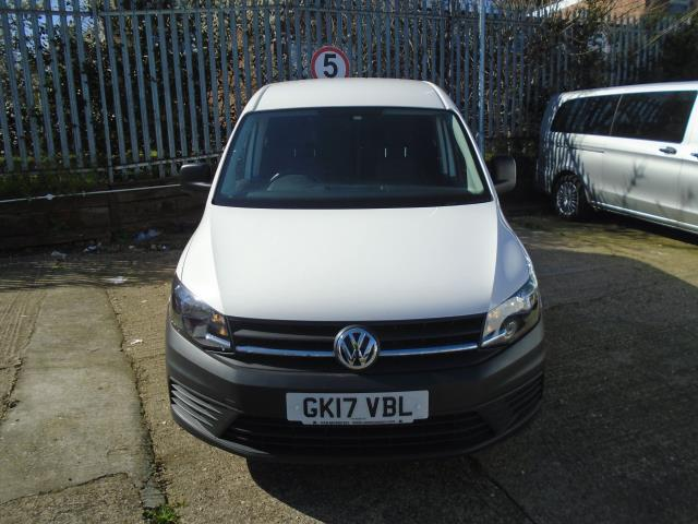 2017 Volkswagen Caddy Maxi 2.0 Tdi Bluemotion Tech 102Ps Startline Van (GK17VBL) Image 2