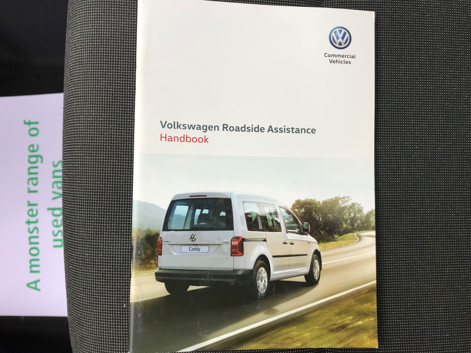 2017 Volkswagen Caddy  2.0 102PS BLUEMOTION TECH 102 STARTLINE EURO 6 (GK17VBT) Image 37