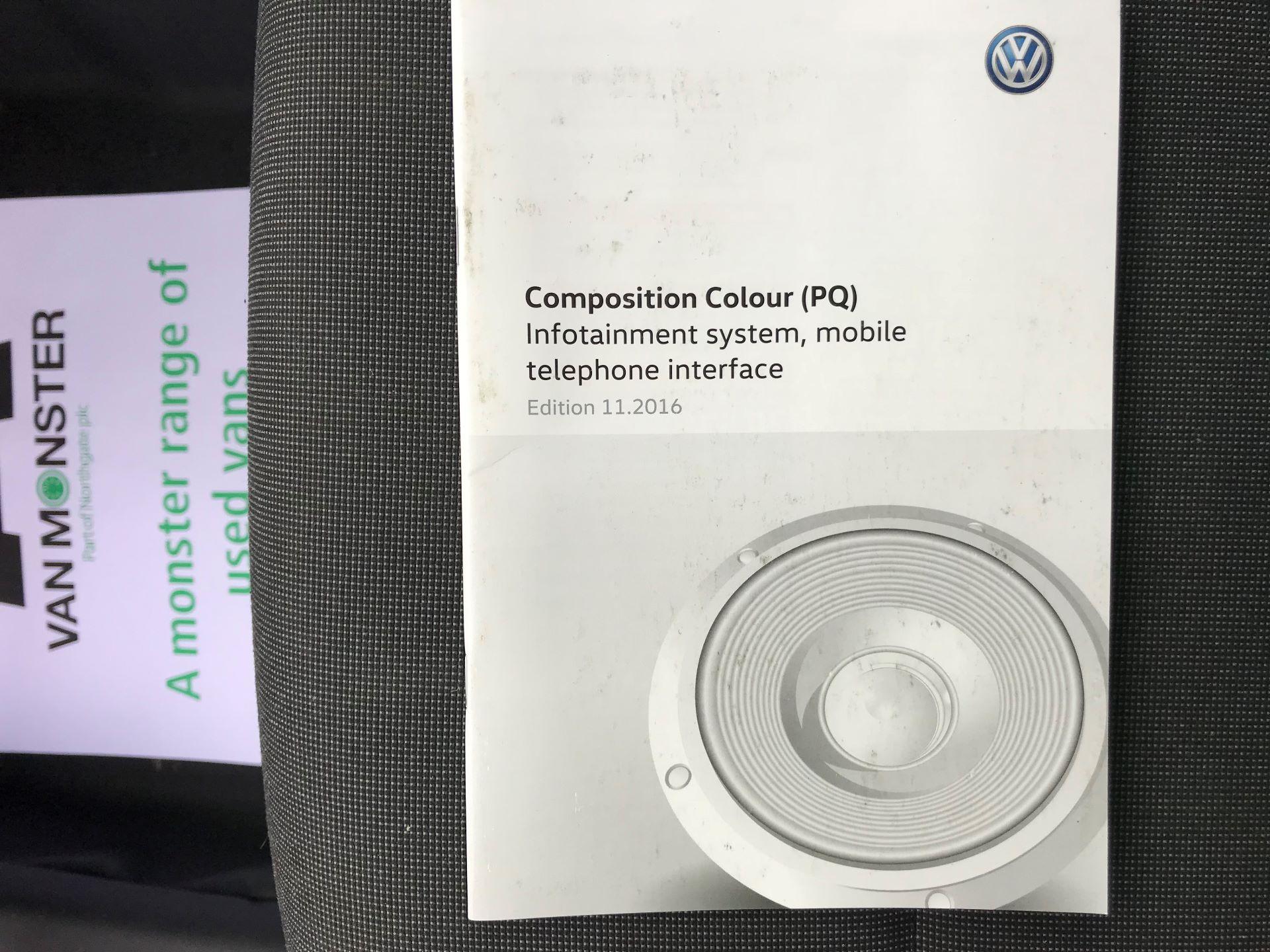 2017 Volkswagen Caddy  2.0 102PS BLUEMOTION TECH 102 STARTLINE EURO 6 (GK17VBT) Image 36
