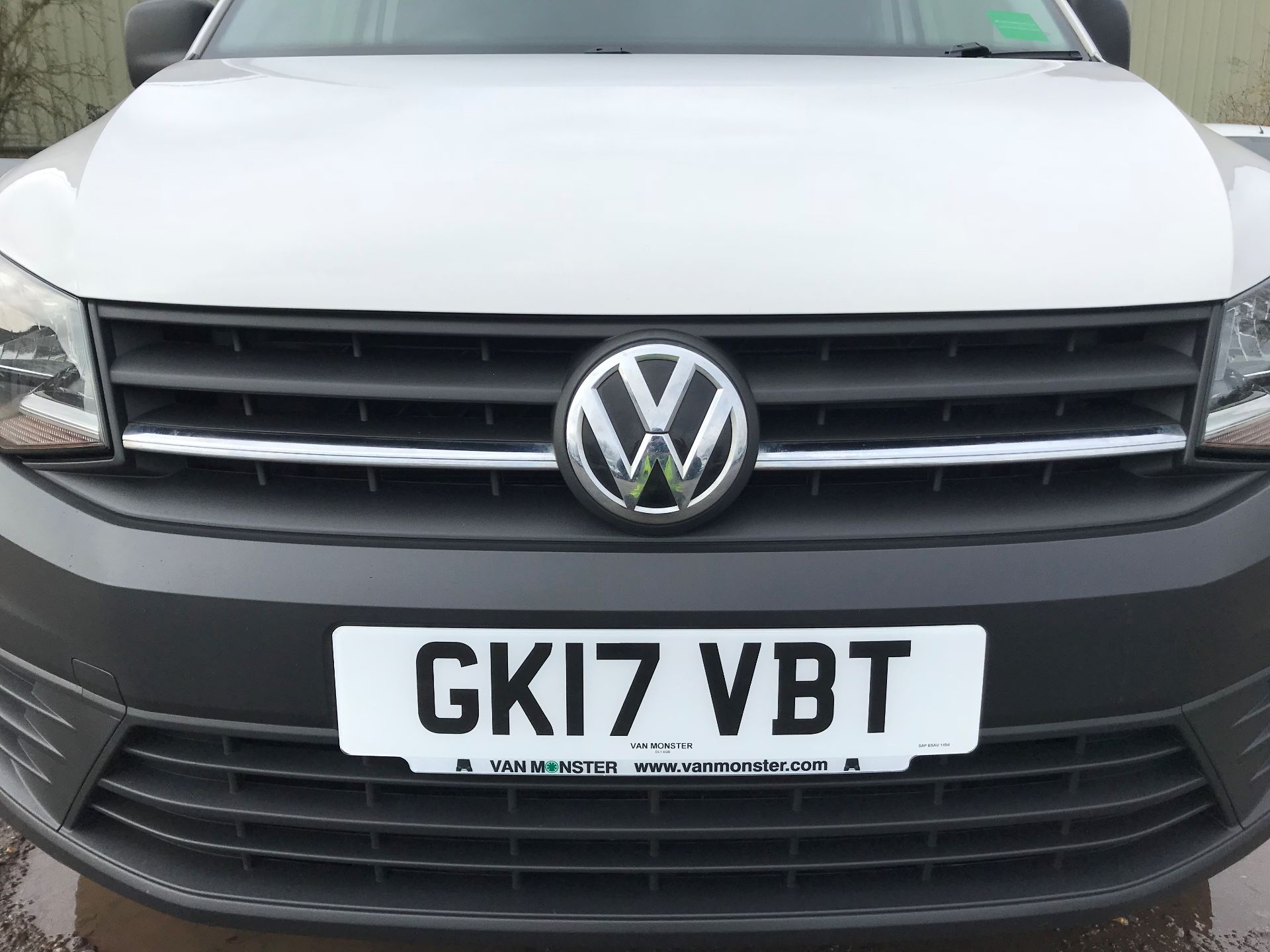 2017 Volkswagen Caddy  2.0 102PS BLUEMOTION TECH 102 STARTLINE EURO 6 (GK17VBT) Image 30