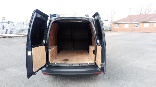 2017 Volkswagen Caddy Maxi 2.0 Tdi Bluemotion Tech 102Ps Startline Van (GK17VCE) Image 10
