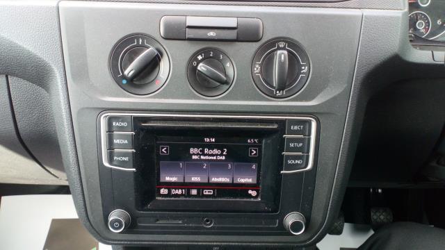 2017 Volkswagen Caddy Maxi 2.0 Tdi Bluemotion Tech 102Ps Startline Van (GK17VCE) Image 21